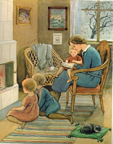 Picture-Books in Winter