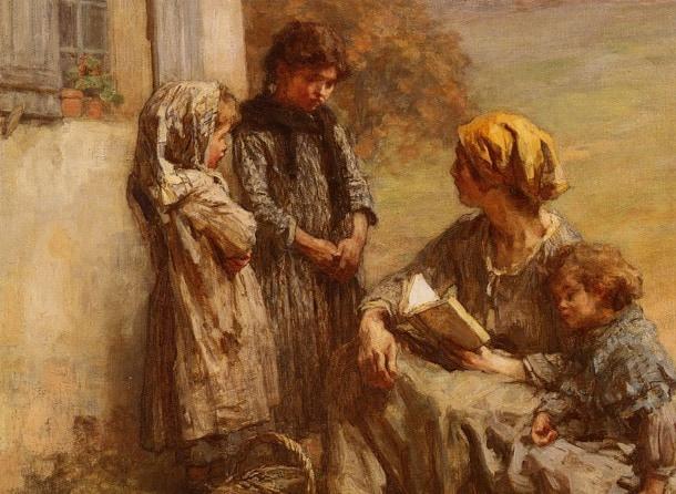 Summer Reading Aloud, Together