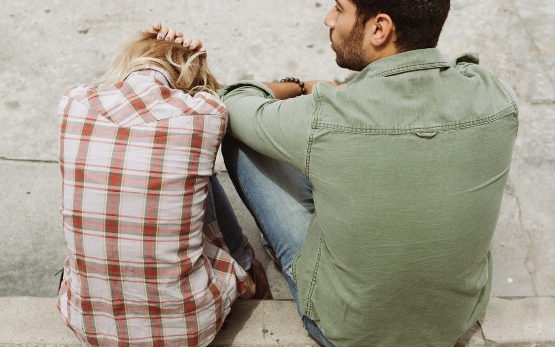 The Stress of Relating to Our Spouse, or Anyone Else of the Other Sex